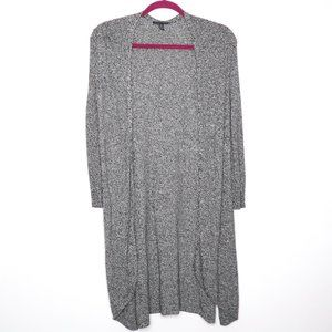 Eileen Fisher | Marbled Open Duster Cardigan S